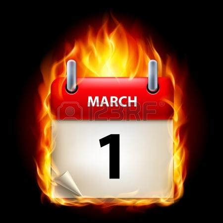 Feriado Primero de Marzo 2015
